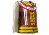 Crazy-Cut Ladies' Vest 01