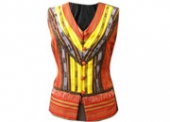 Crazy-Cut Ladies Vest 02