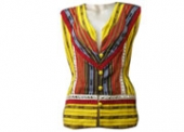 Crazy-Cut Ladies Vest 03
