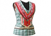 Crazy-Cut Ladies Vest 06