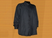 Clerical Shirt Plain L/S 2