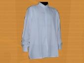 Clerical Shirt Plain L/S 1