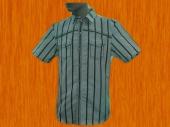 Men's Woven Polo 06